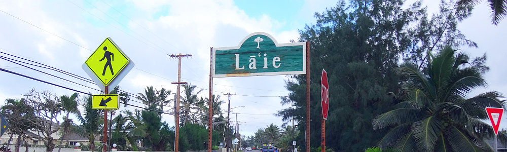 La'ie(ライエ)について